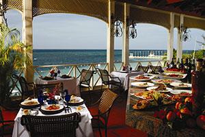 Italian Restaurant Sandals Grande Ocho Rios