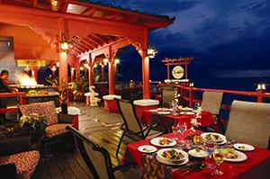 Sandals Resorts Restaurant Tokyo Joe's