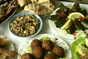 Int #110-Middle East - cuisine