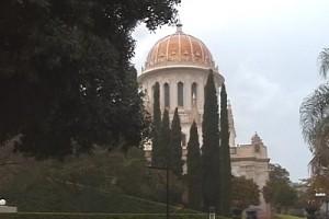 Int #121-Israel-Bahai temple