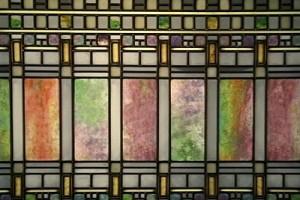 Int #123-USA-Buffalo glass