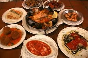 Int #129-Spain-Taste Tapas