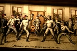 Int #166-Germany-Hirschgasse-duel pic