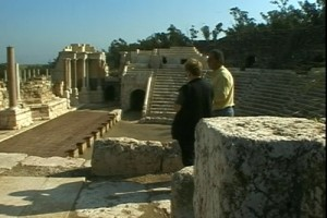 Int #169-Israel-tour-Beit Shean