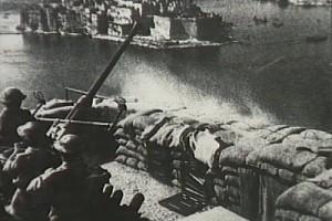 Int 79 - Malta WW2 walls photo
