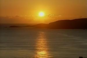 Int 80 - Malta - exploring sunset