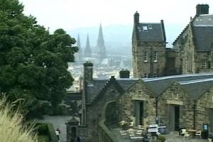 Journeys 20 - Edinburgh castle