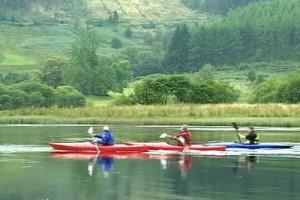 Journeys 21 - Trossachs canoeing